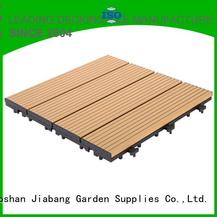 JIABANG Brand aluminum dark metal look tile black supplier