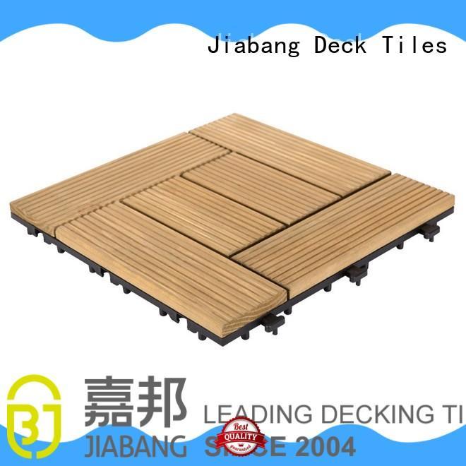 interlocking wooden decking squares flooring wooden floor