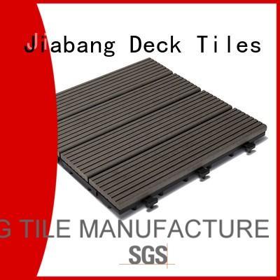 frost resistant composite deck tiles durable