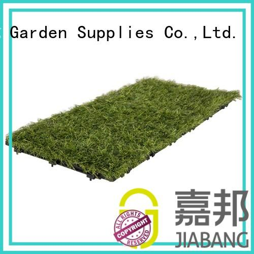 high-quality grass floor tiles landscape artificial grass balcony construction