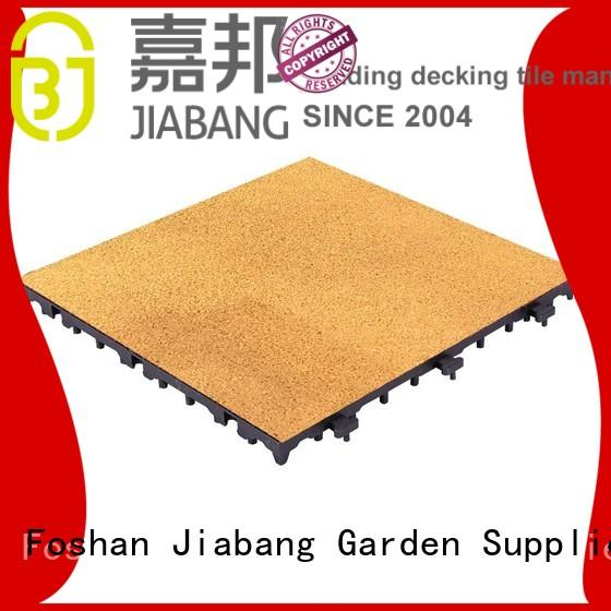 JIABANG hot-sale rubber square tiles chic design for sale