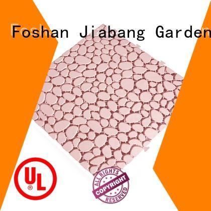 JIABANG plastic decking tiles