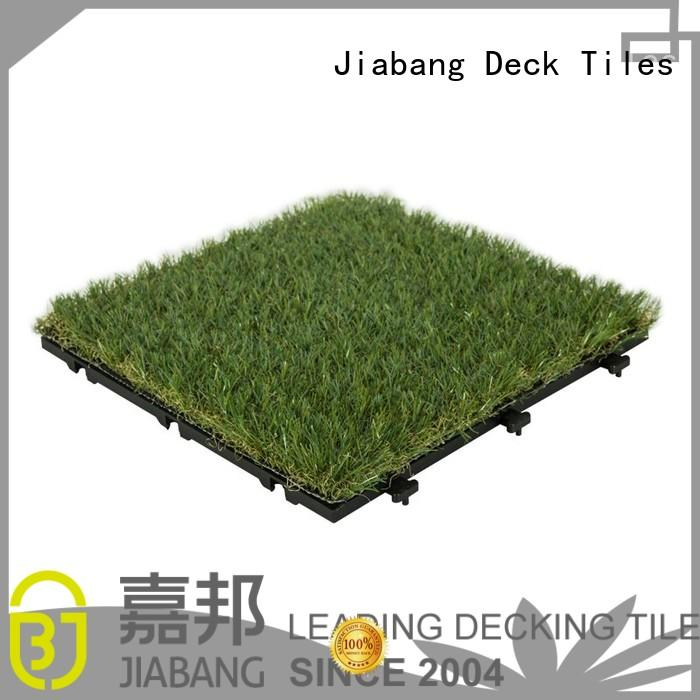 JIABANG Brand path interlocking grass mats tiles supplier