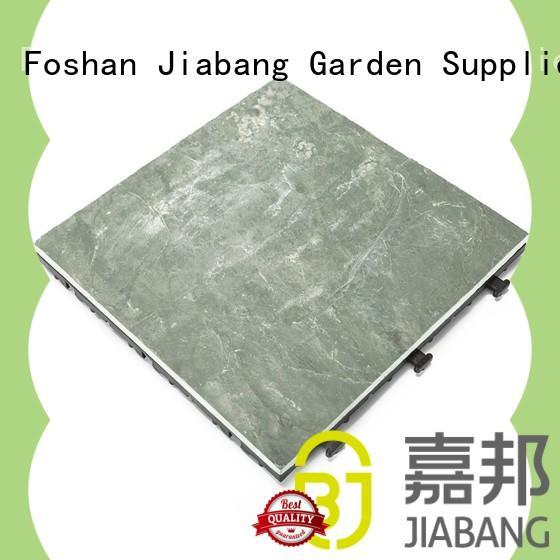 JIABANG outdoor interlocking slate patio tiles floor decoration floors building