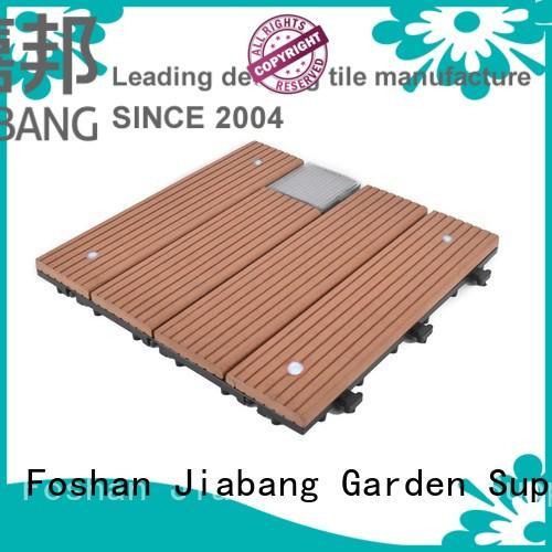 hot-sale outdoor composite deck tiles wpc home