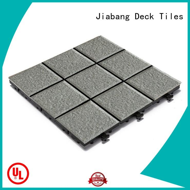 JIABANG ODM ceramic patio tiles free delivery for patio decoration