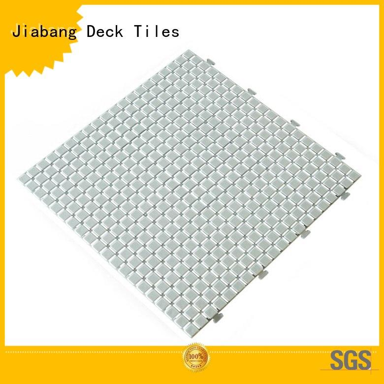 JIABANG plastic floor tiles high-quality kitchen flooring