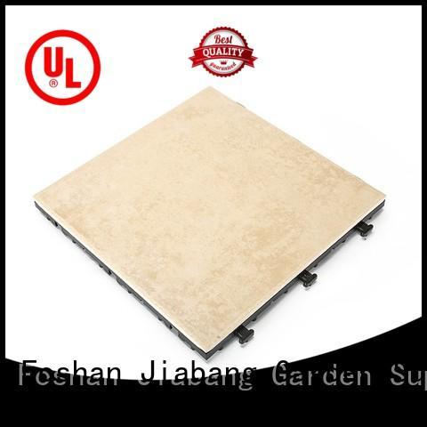 anti slip outdoor floor tiles balcony decoration JIABANG