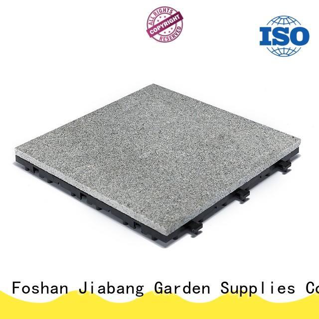 JIABANG durable granite deck tiles factory price for wholesale