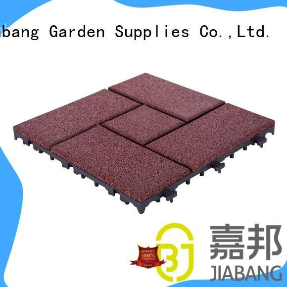 JIABANG flooring rubber gym mat tiles light weight at discount