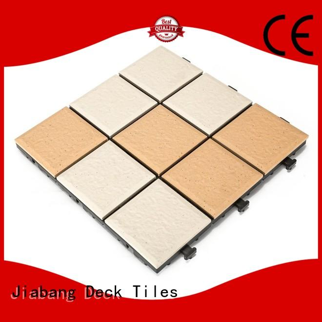 JIABANG porcelain roof exterior ceramic tile best manufacturer for office