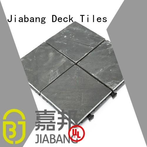 JIABANG diy real stones slate patio tiles waterproofing floors building