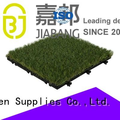 JIABANG Brand g004green landscape turf interlocking grass mats