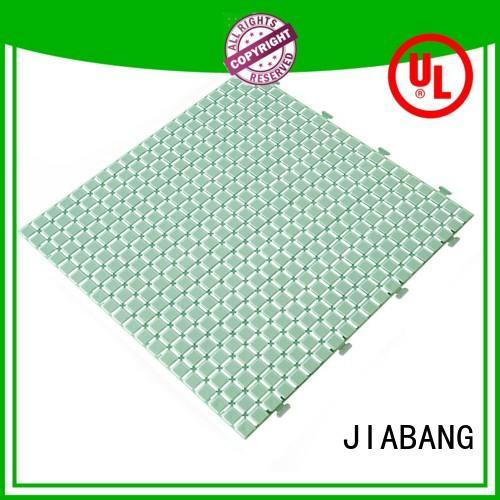 JIABANG hot-sale plastic decking tiles top-selling