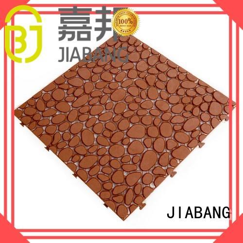 sand tiles off plastic floor tiles outdoor JIABANG Brand