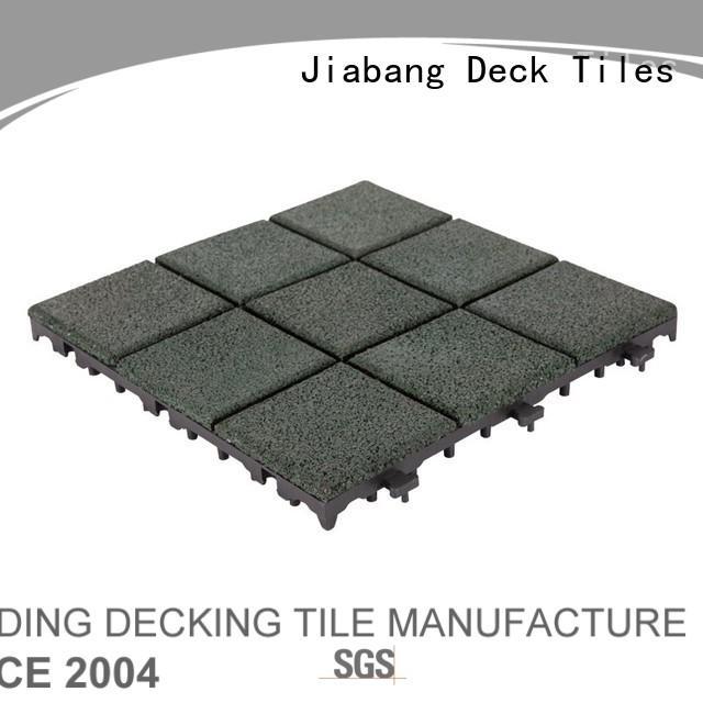 composite interlocking rubber gym mats flooring at discount JIABANG