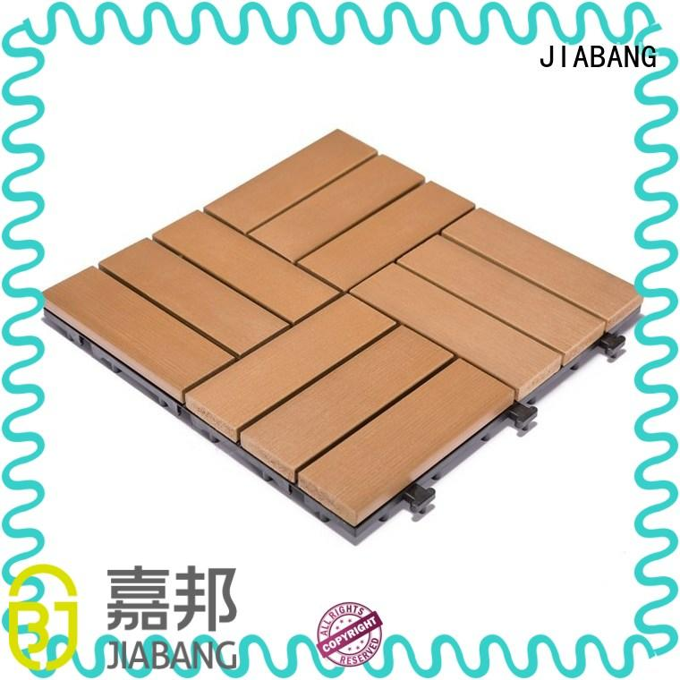 wholesale plastic decking tiles pvc high-quality home decoration