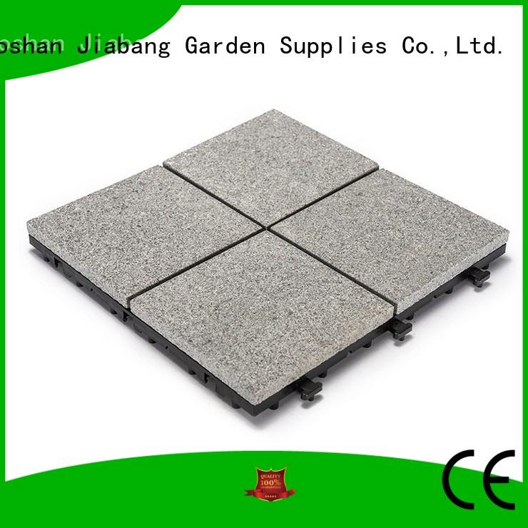 JIABANG gray granite tile from top manufacturer for sale