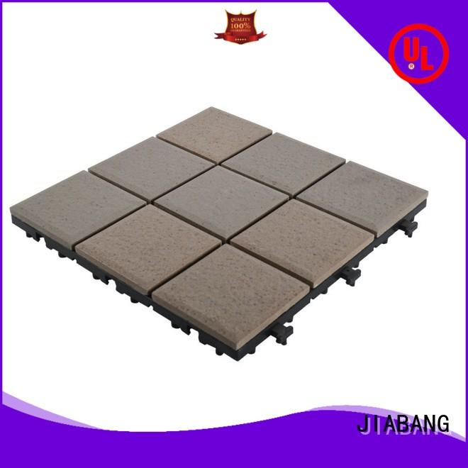 JIABANG OBM porcelain tile for outdoor patio free delivery for patio decoration