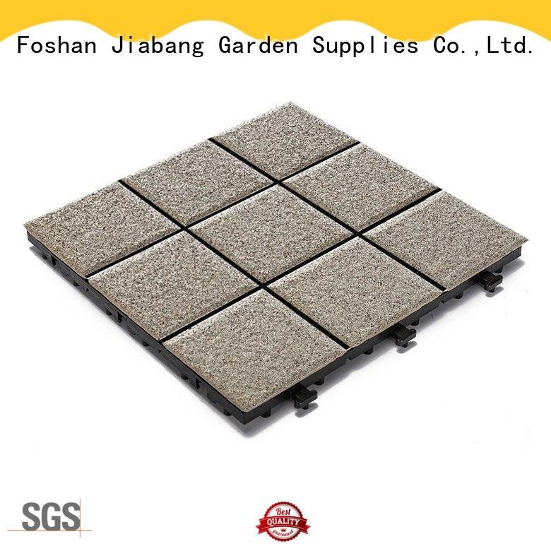 JIABANG wholesale porcelain deck tiles free delivery for patio decoration