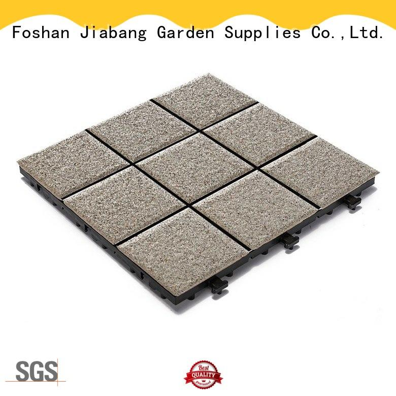 JIABANG wholesale porcelain deck tiles free delivery for patio decoration