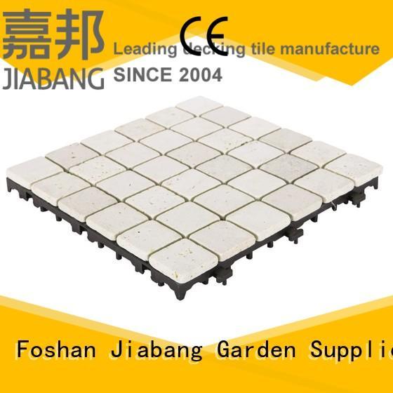 natural travertine tile pool deck diy for playground JIABANG