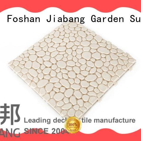 plastic garden tiles top-selling JIABANG