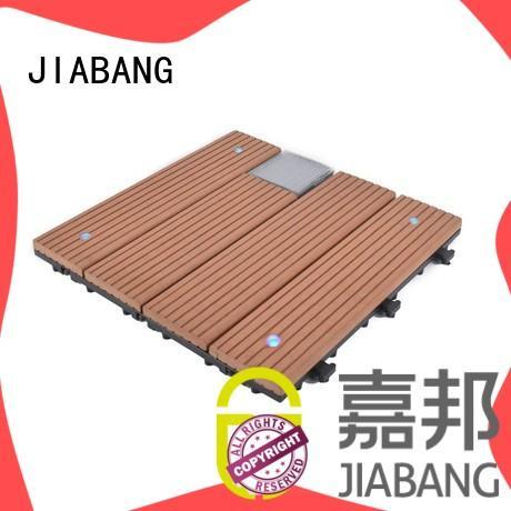 JIABANG balcony deck tiles eco-friendly garden lamp
