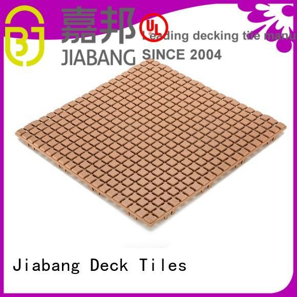 grey pink sand non slip bathroom tiles deck JIABANG