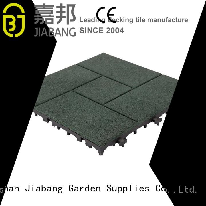 playground rubber floor mat tiles flooring at discount JIABANG