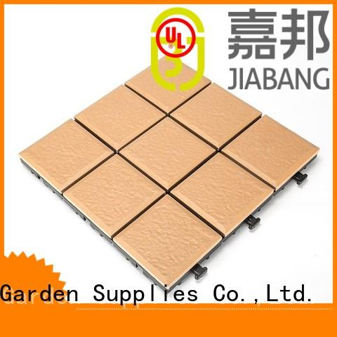 porch porcelain patio tiles decking JIABANG company