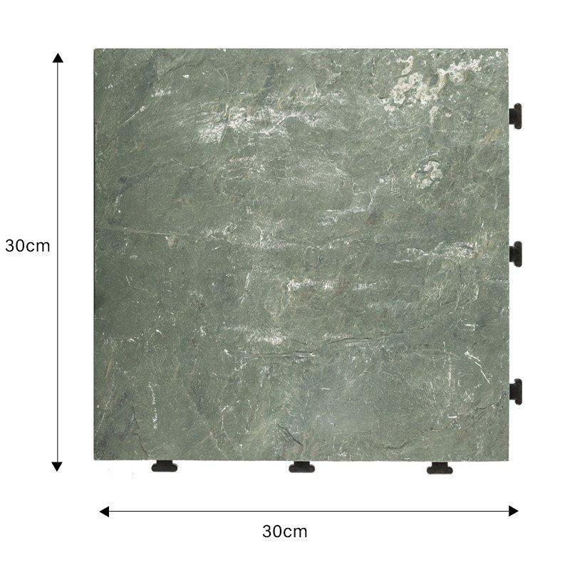 JIABANG waterproofing slate stone tile floor decoration for patio-1