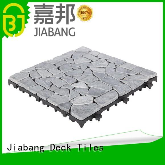 design patio travertine deck tiles flooring stones JIABANG company