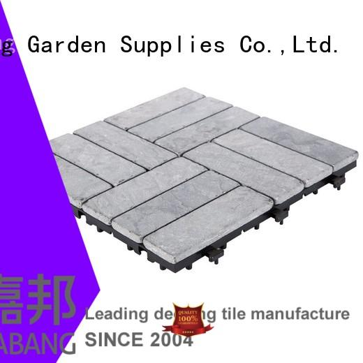 JIABANG diy travertine tile for sale at discount for garden decoration