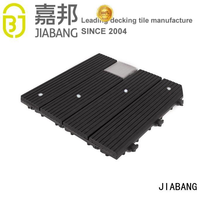 ecofriendly solar light tiles home ground JIABANG Brand