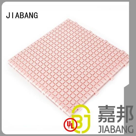 decorative interlocking plastic patio tiles high-quality kitchen flooring