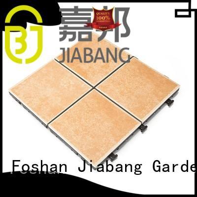 deck outdoor OEM frost proof tiles JIABANG