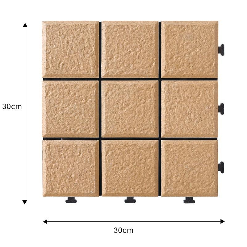 JIABANG hot-sale porcelain patio tiles custom size at discount-1