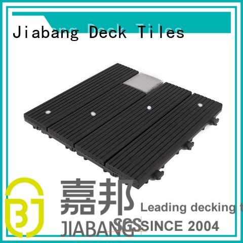 led balcony deck tiles highly-rated garden lamp JIABANG