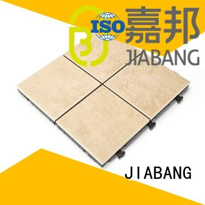 JIABANG frost resistant outdoor frost proof porcelain tiles non-slip balcony decoration