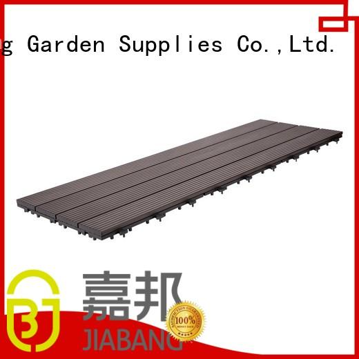 JIABANG aluminum deck board universal for customization