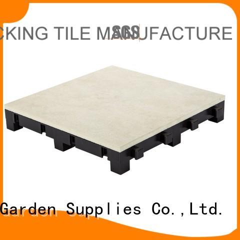 ceramic roof 5cm tiles interlocking JIABANG company