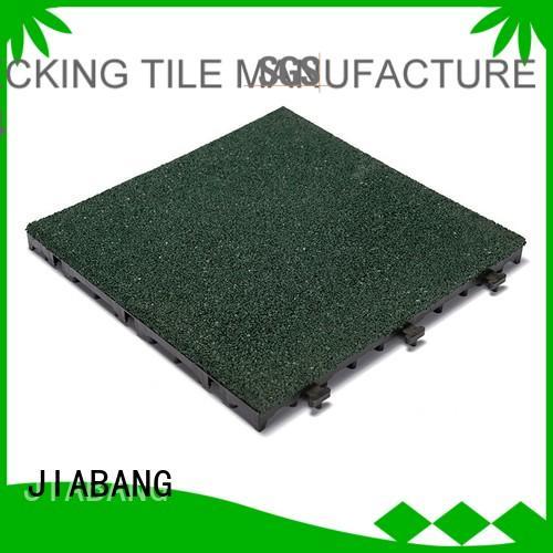 playground interlocking rubber mats light weight for wholesale
