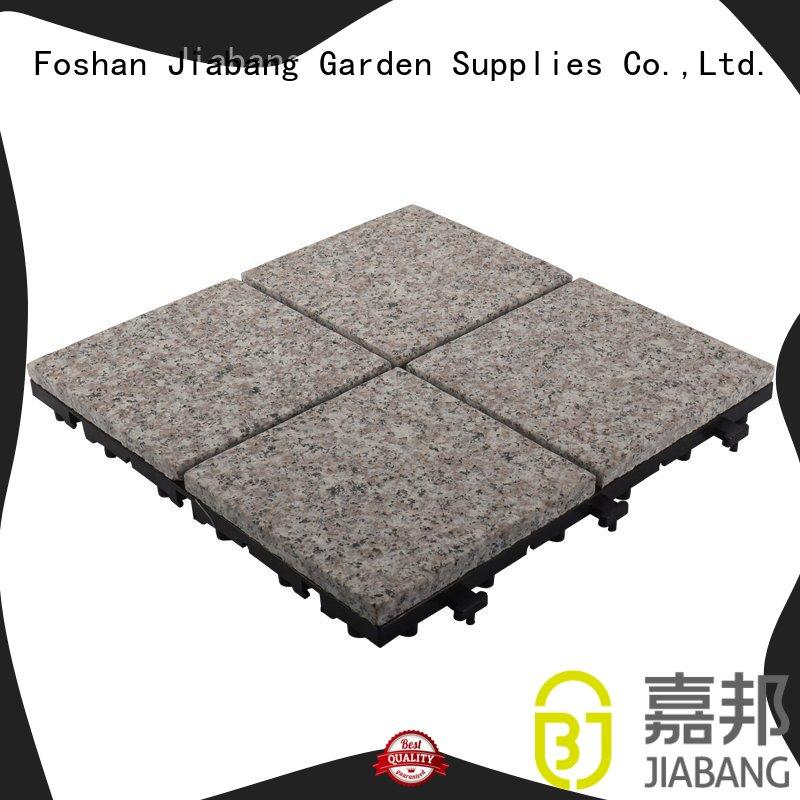 JIABANG durable granite deck tiles factory price for wholesale