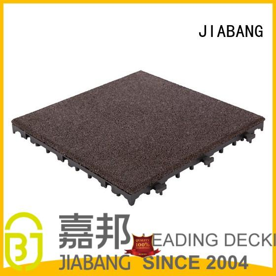JIABANG highly-rated rubber gym tiles playground for wholesale