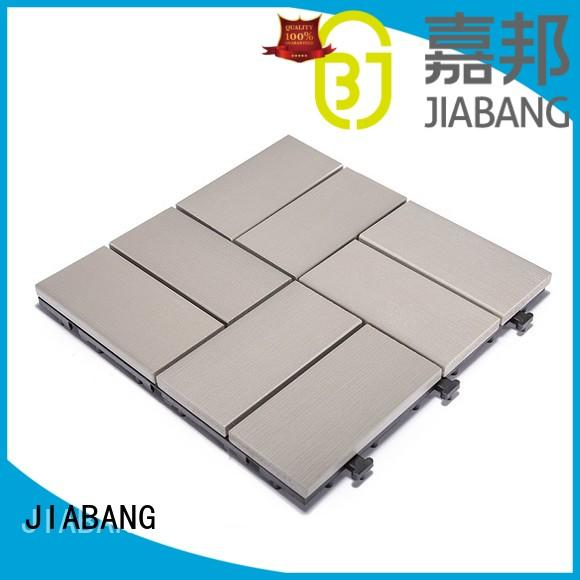 lightweight home pvc deck tiles tiles JIABANG company