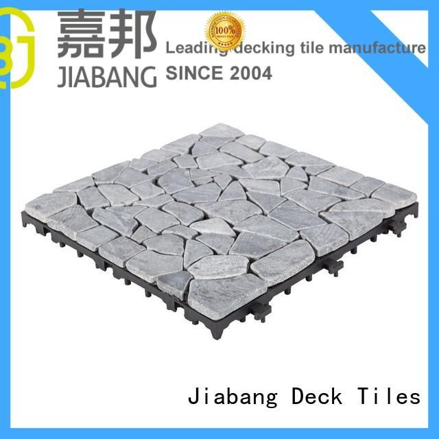 outdoor travertine tile patio diy for playground JIABANG