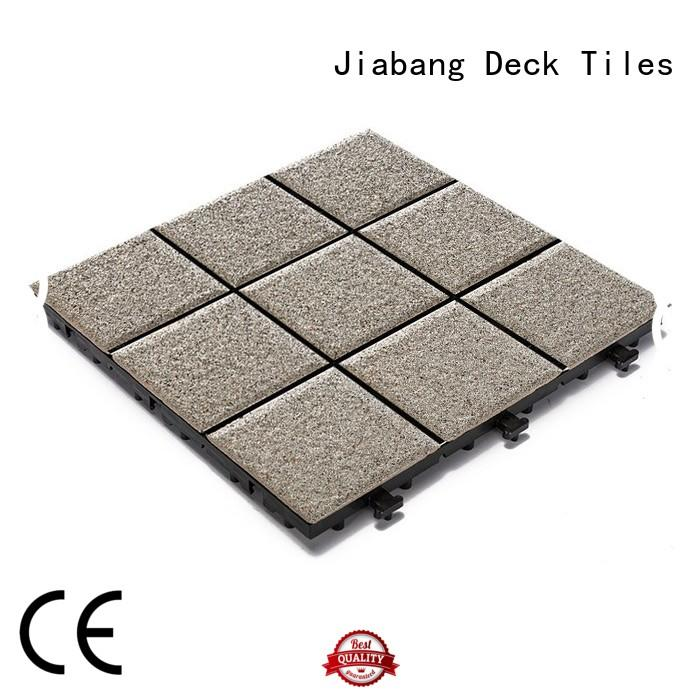 JIABANG OBM external ceramic tiles wholesale for patio decoration