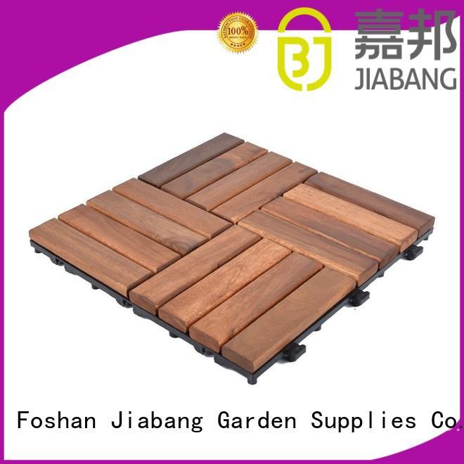 JIABANG hot-sale acacia wood tile free delivery at discount
