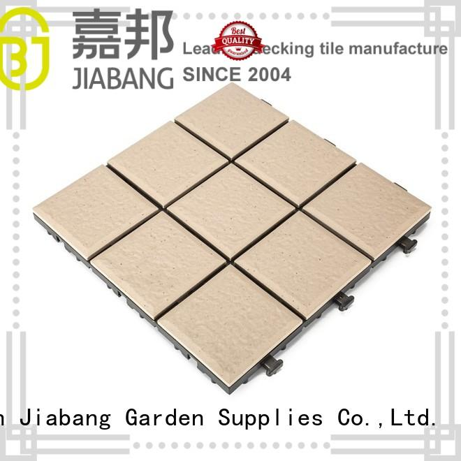 JIABANG wholesale outdoor ceramic tile cheapest factory price for garden